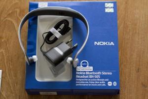 Nokia BH-505 NFC Headset